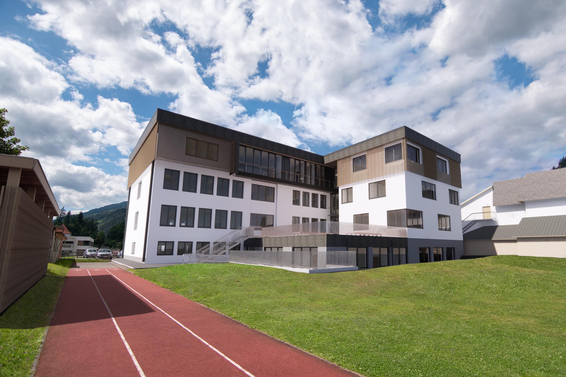 Schulzentren Murau