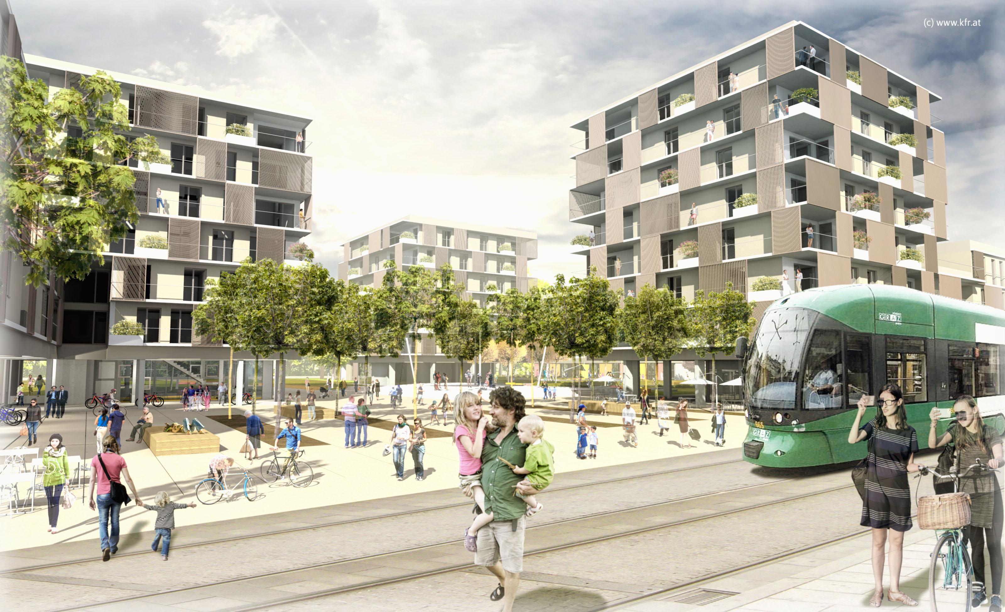 Reininghausgründe Quartier 6 A