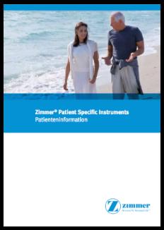 Patienteninfo Knieprothetik