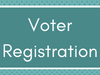 Register to Vote by October 5