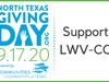 North Texas Giving Day - Now through September 17