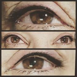 Smokey Eyeliner