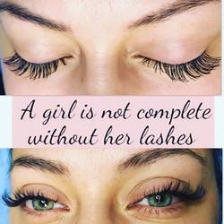 Lash model! #berwynlashes #lashlove #lashesgalore #lashesextension #lashesonfleek #lashed #classicla