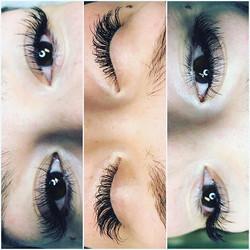 Classic lash extensions! She has never ending lashes! #lashboss #lashbabe #lashesgalore #lashgoals #
