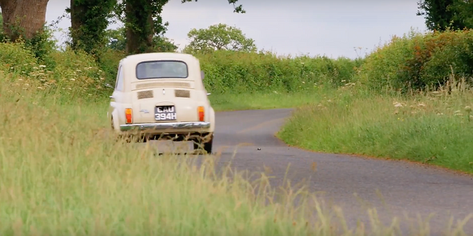 Fiat UK Video Is Released Featuring Some Of Our Fleet