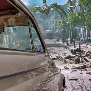 Daisy the Fiat 500 stars in new sci-fi film.