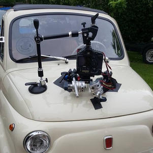 Sunny the Fiat 500 is main car in Fiat UK film celebrating the 60th anniversary of the model.