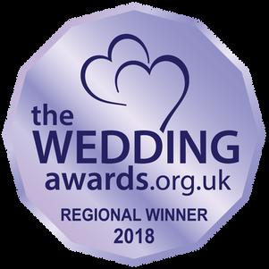 Fiat 500 Hire is a regional winner in the 2018 Wedding Awards.