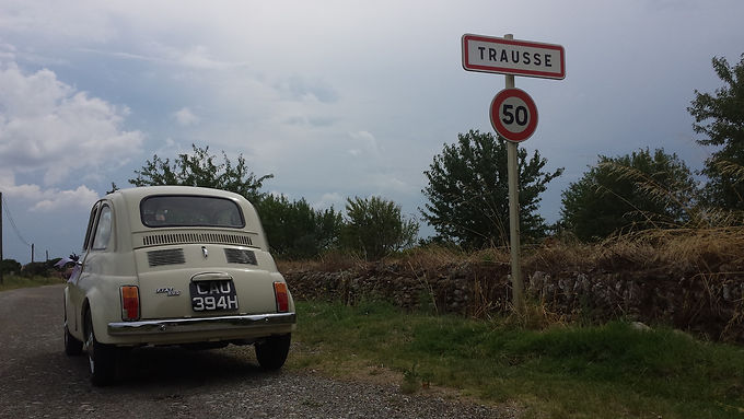 Fiat 500 Heads To France