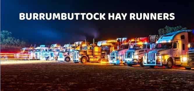 BHR STUBBY HOLDER - 'TRUCK LIGHTS'
