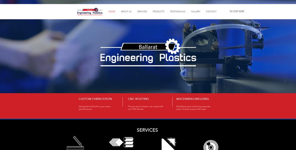 Ballarat Engineering Plastics