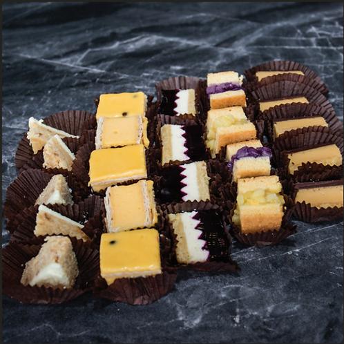 Gourmet Bite-Size Cakes