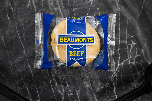 Beaumont's Meat Pie