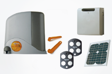 MHouse Intro + Solar Kit