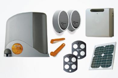 MHouse Safety + Solar Kit