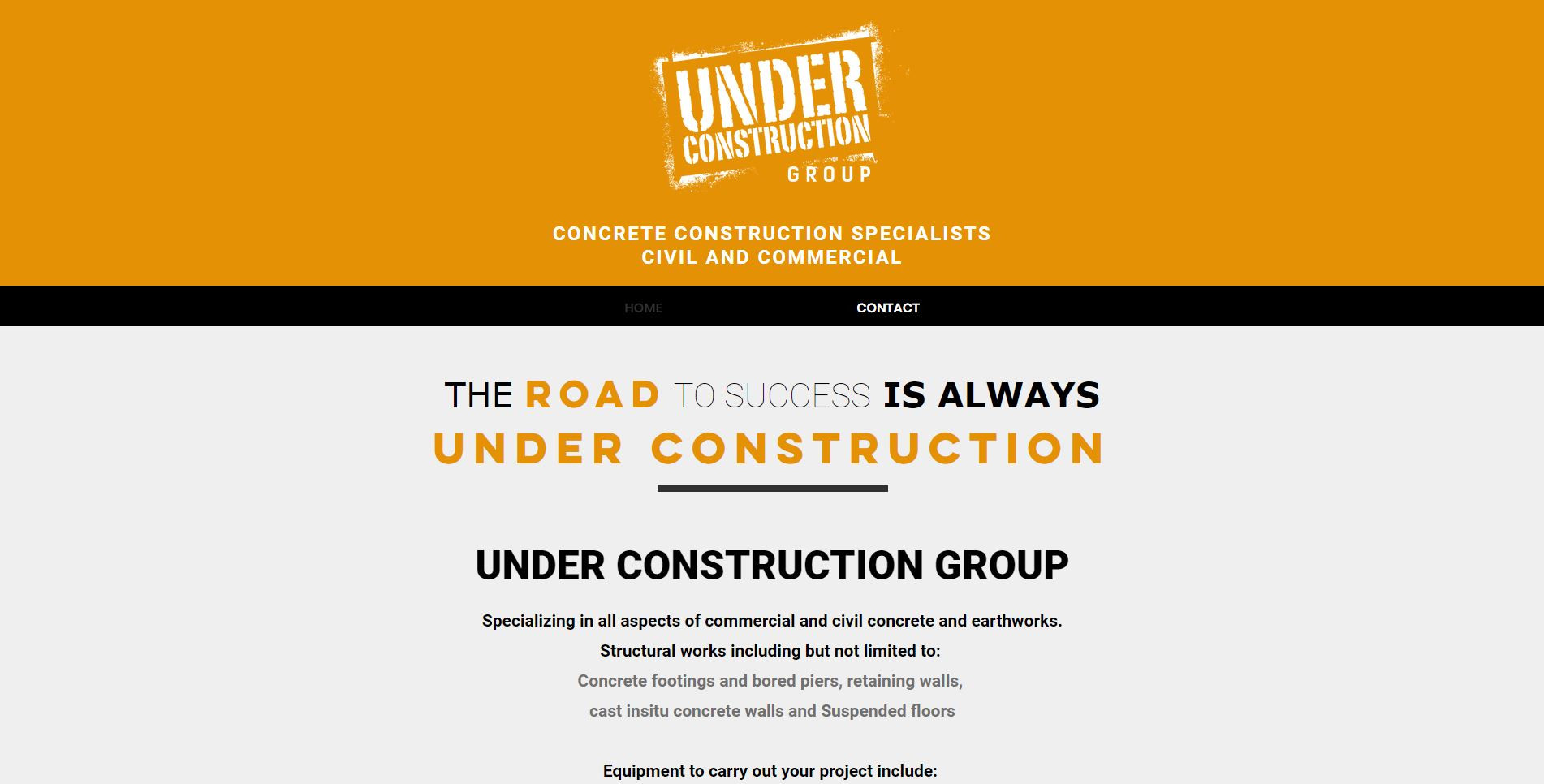 Under Construction Group
