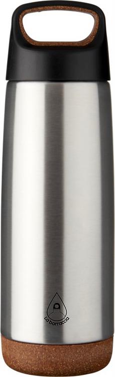 Borraccia Termica 600ml - colore: Silver