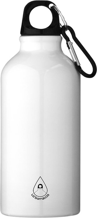 Snake - Borraccia in alluminio 400ml