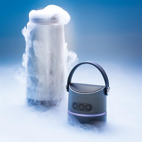 Beat - Borraccia in Acciaio Inox 500 ml (Speaker wireless)