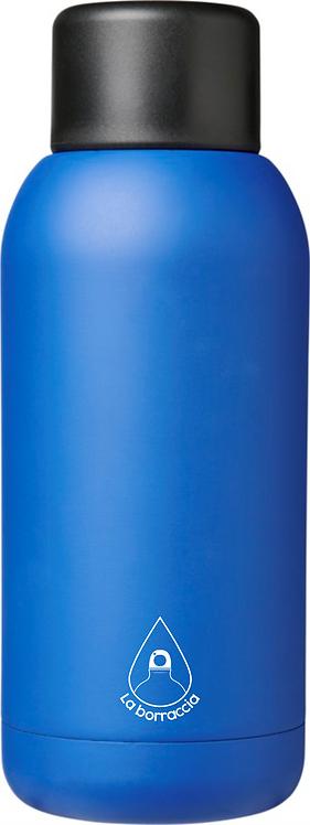 Borraccia Termica 375ml - colore: Blu Opaco