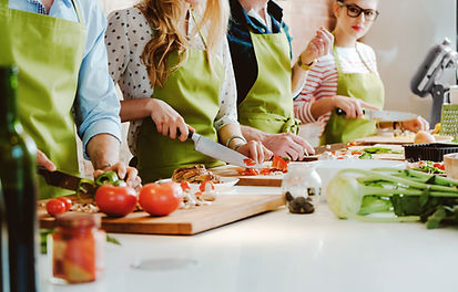 Cooking Class Parties with Ludy de Menten - AIP Coach