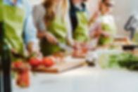 Cours de cuisine, atelier de fermentation