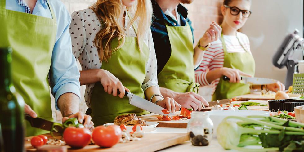 Atelier Batch Cooking avec Celine Desousa