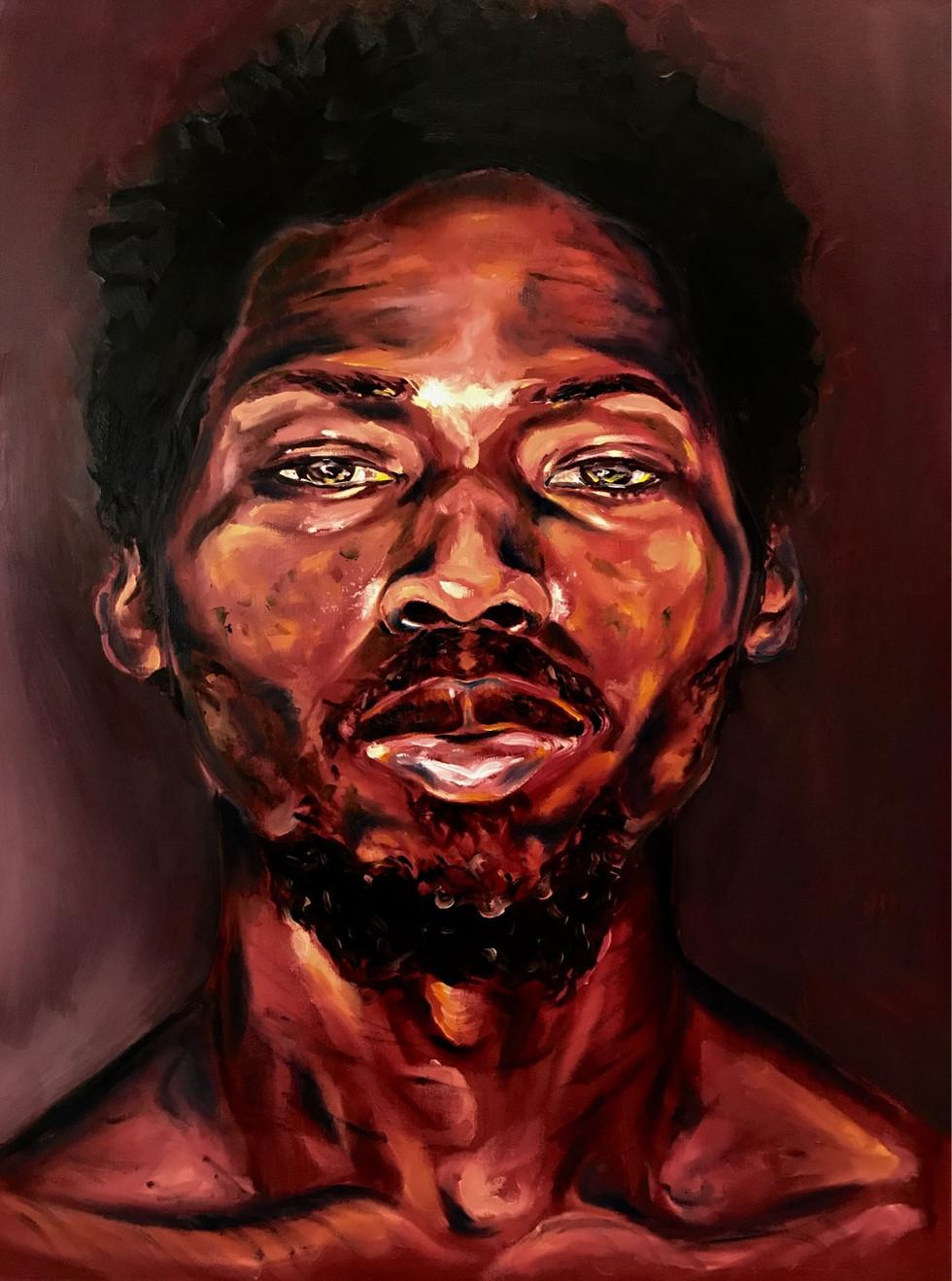 Self Portrait #2 2017