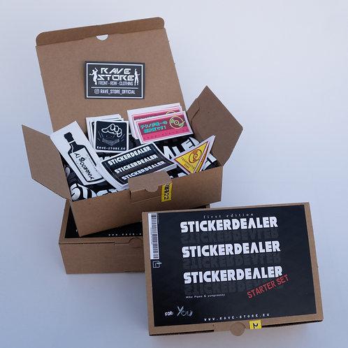 Stickerdealer Box (First Edition)