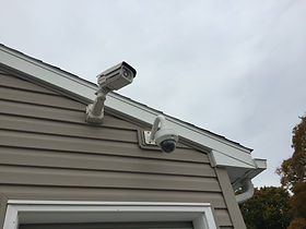 Security Cameras at J & J Mini-Storage, LLC.