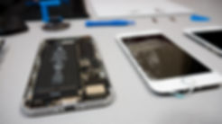 iPhone 7 Screen Repair at Joe Peters Media
