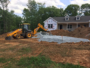 Septic Systems at Emory J. Peters Excavating & Paving Contractor, Inc.