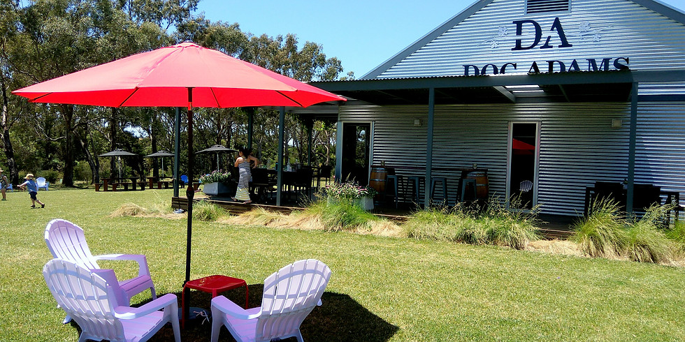 Easter Monday at Doc Adams Wines