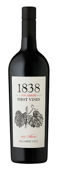 Half Dozen 1838 First Vines 2016 Shiraz