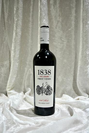 1838 First Vines 2016 Shiraz