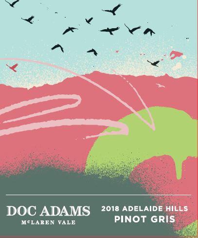 Dozen 2018 Black Cockatoo Adelaide Hills Pinot Gris