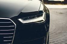 Frente del coche