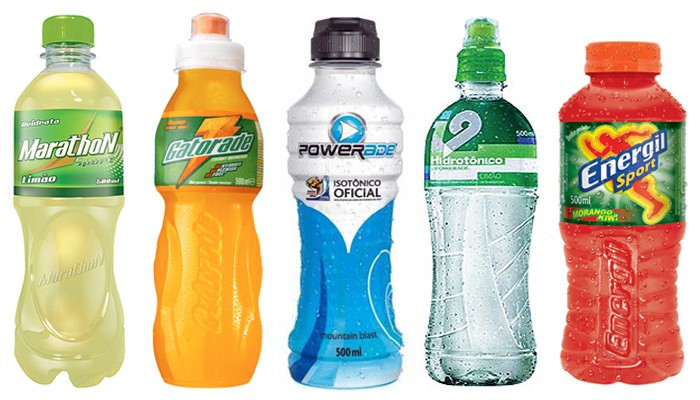 isotônico para hidratação