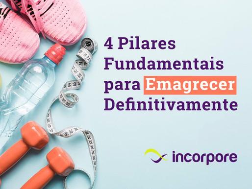 4 Pilares Fundamentais para Emagrecer Definitivamente