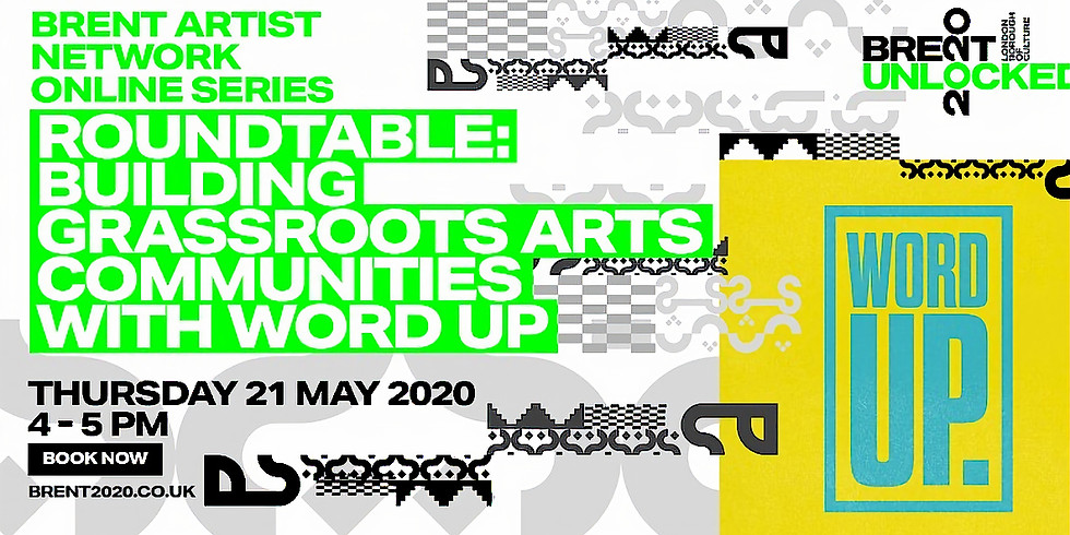 Brent Artist Network Unlocked - Workshop Series