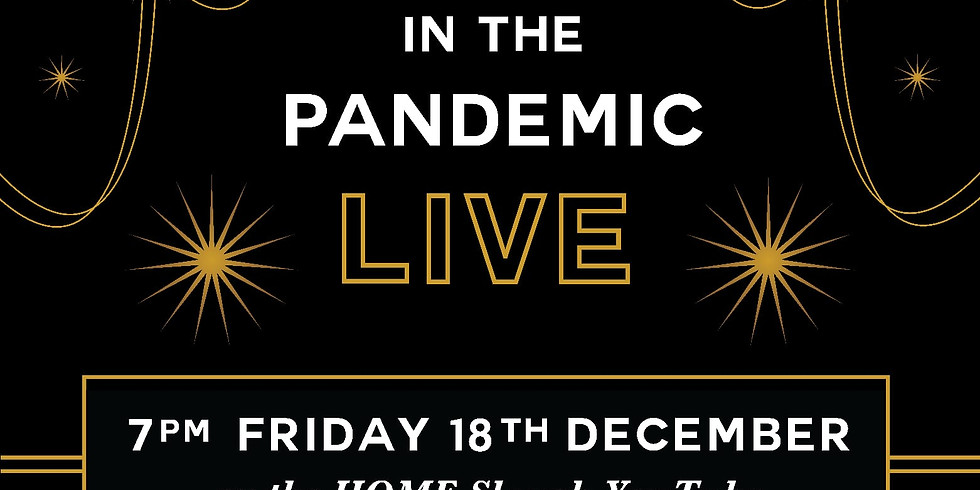 Poetry In The Pandemic LIVE