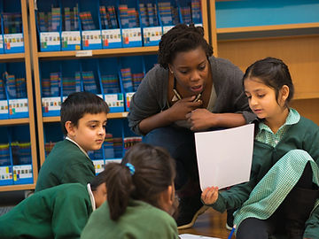 Desree Poetry teaching Primary School Children Spoken Word
