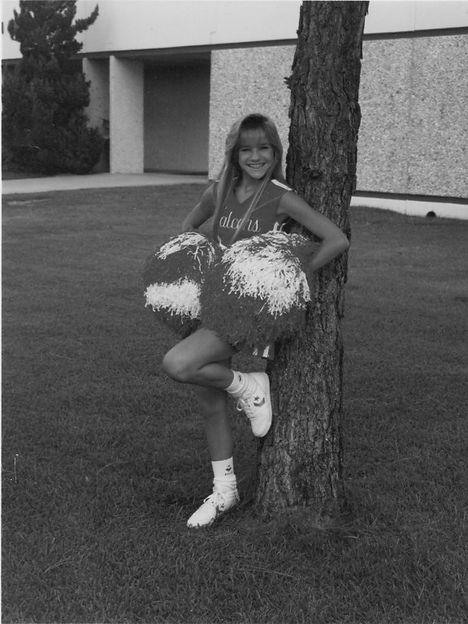 Cheerleader B&W (576 x 768).jpg