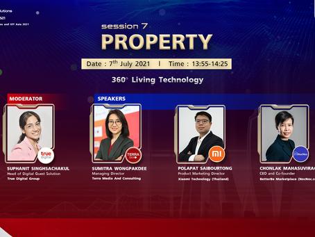 Digital Solutions & IOT Asia 2021 (DSA) : Session 7 - Property (Episode 2)