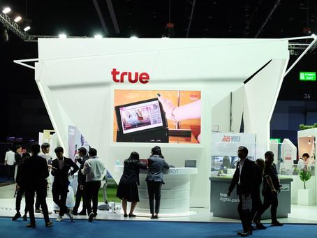 พาชมบูธ True ที่เป็นมากกว่าเครือข่ายในงาน DIGITAL THAILAND BIG BANG 2019