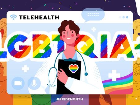 [Celebrating Pride Month]  LGBTQIA+ กับเทคโนโลยีด้านสุขภาพที่ลดช่องว่างด้วยความเข้าใจ