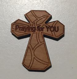 Tres Dias Prayer Coin