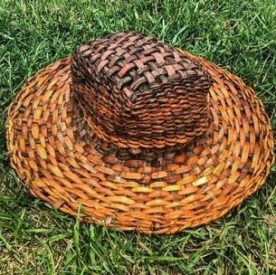 Cedar Bark Hats