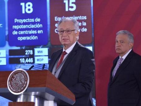 Bajará la luz en Yucatán!