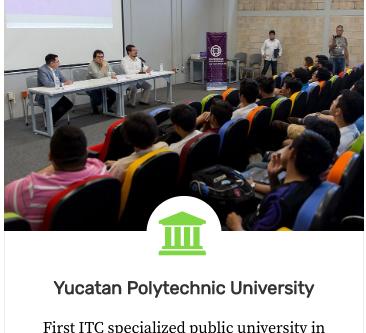 Desarrollan en Mérida la primera ciudad inteligente startup de México